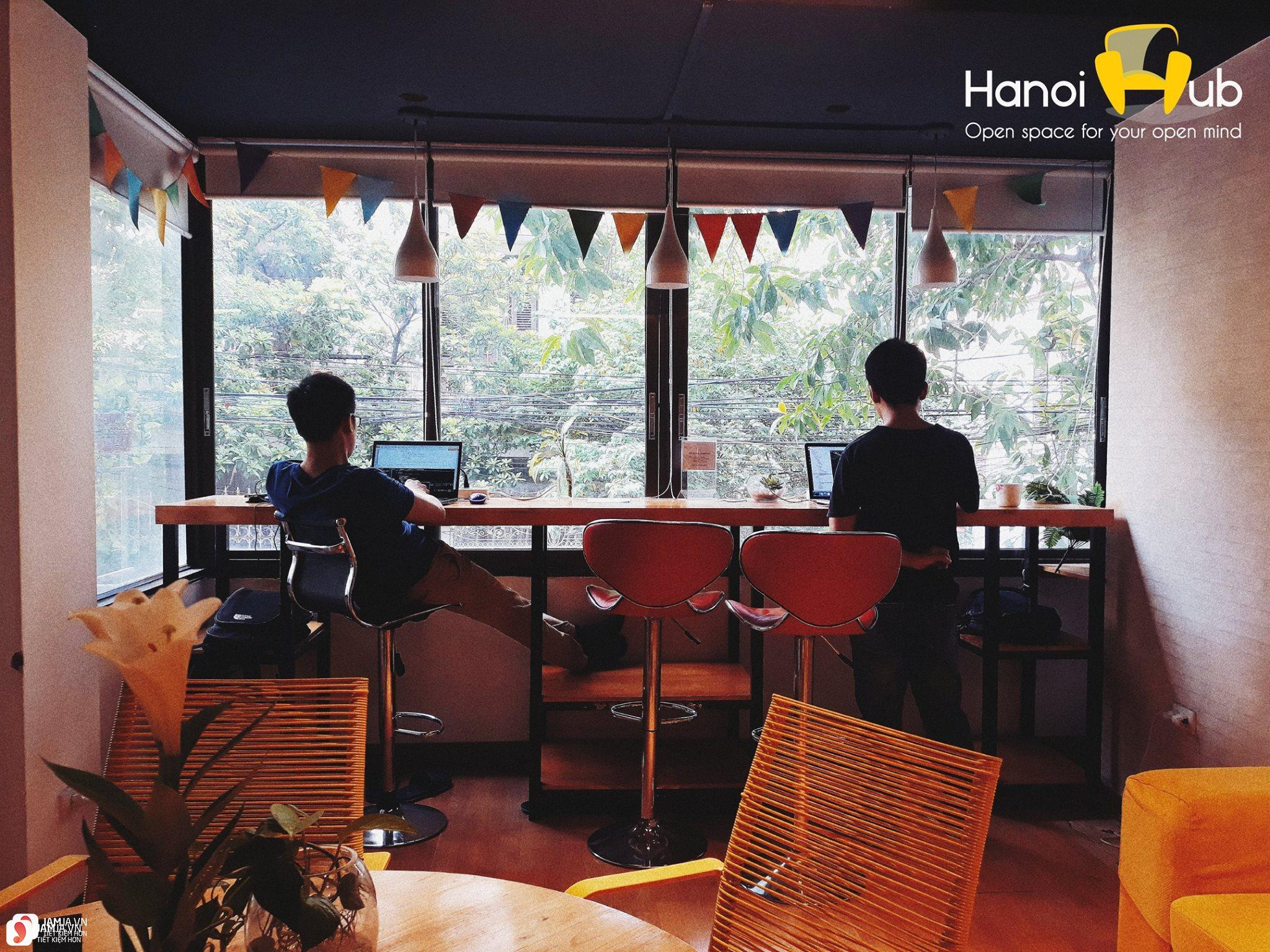 HanoiHub Coworking Space