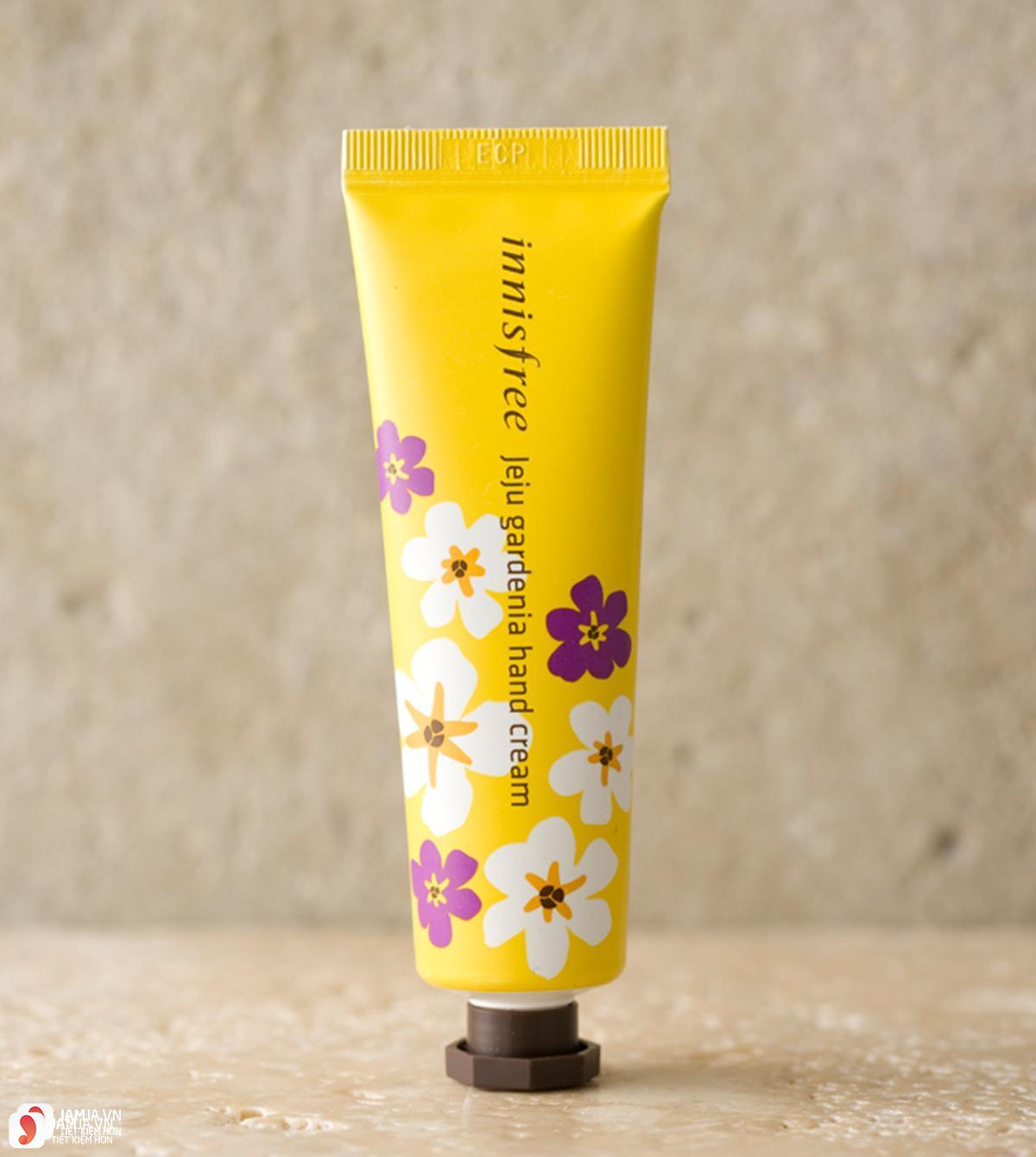Innisfree Jeju Hand Cream hương hoa 2