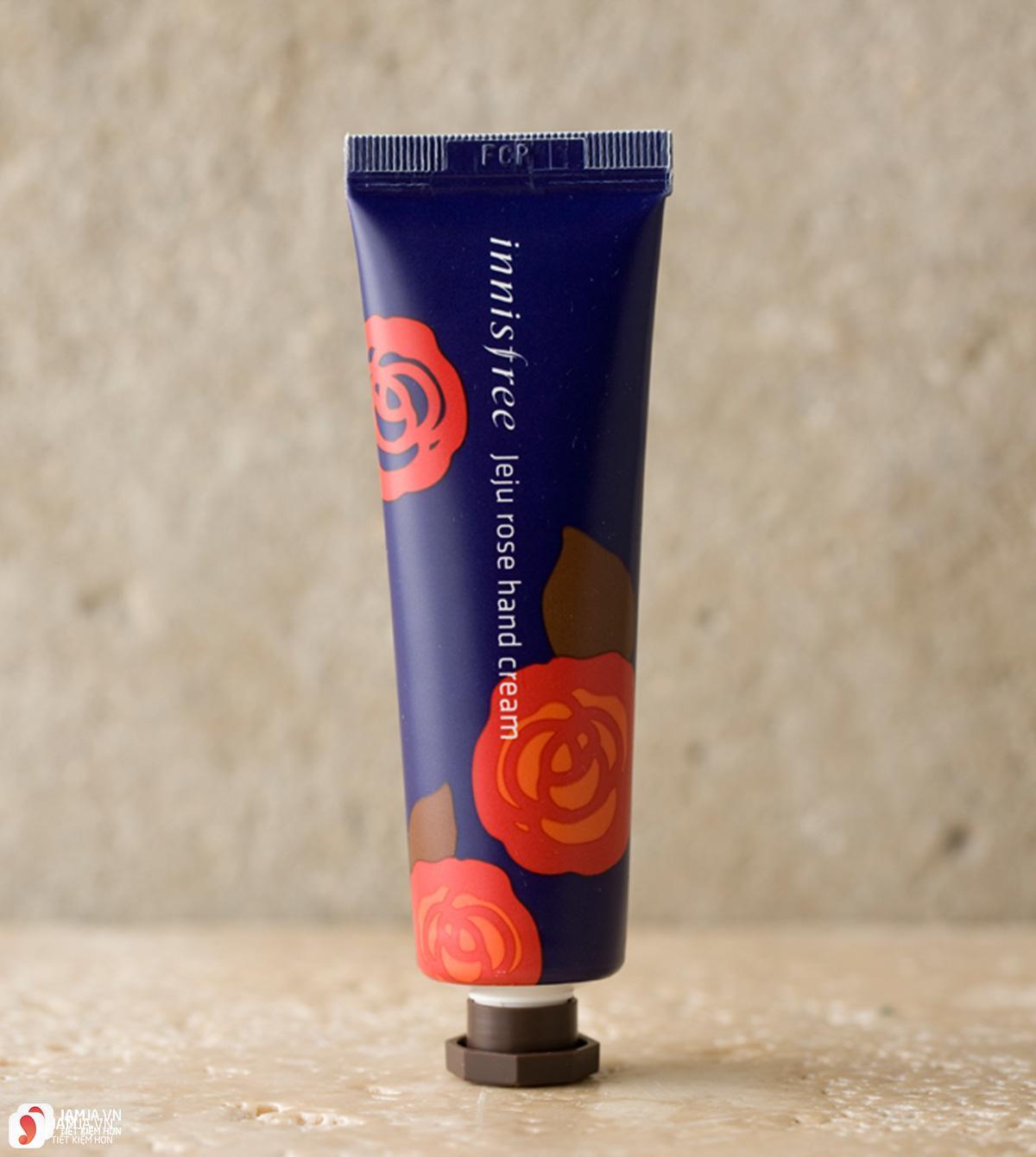 Innisfree Jeju Hand Cream hương hoa 4