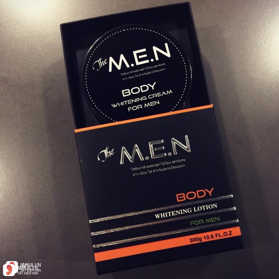KemBody Whitening For Men có tốt không