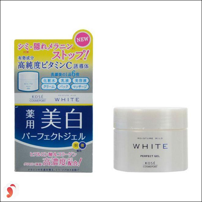 Kose White 6 in 1 Moisture Mild Perfect 1