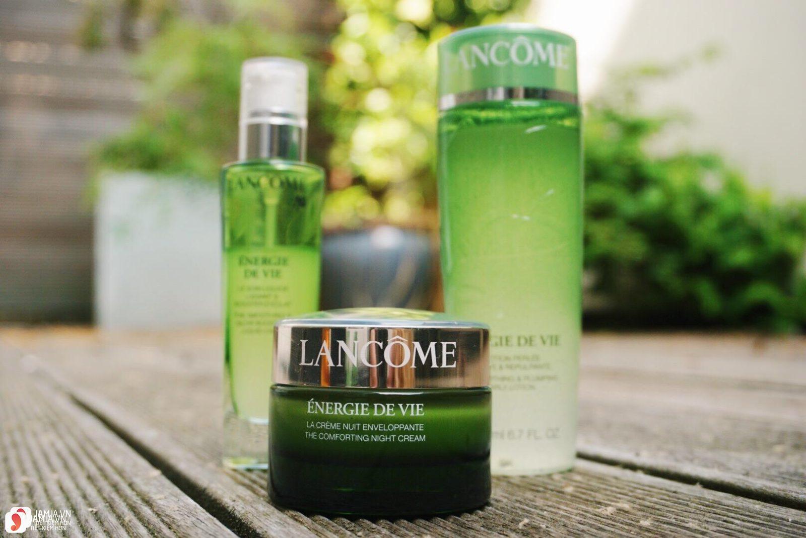 Kem dưỡng ẩm da mặt LancomeEnergie De Vie Day Cream Water Infused Moiturizing