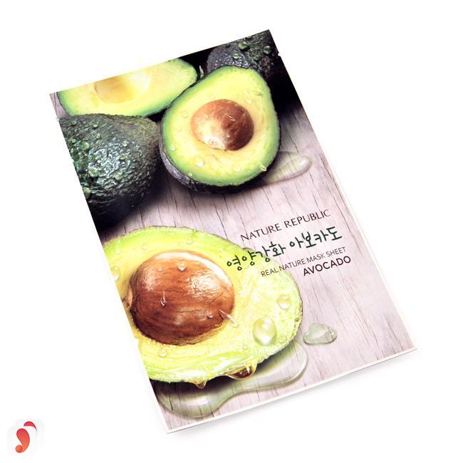 Review mặt nạ giấy Nature Republic Real Nature Mask Sheet 6