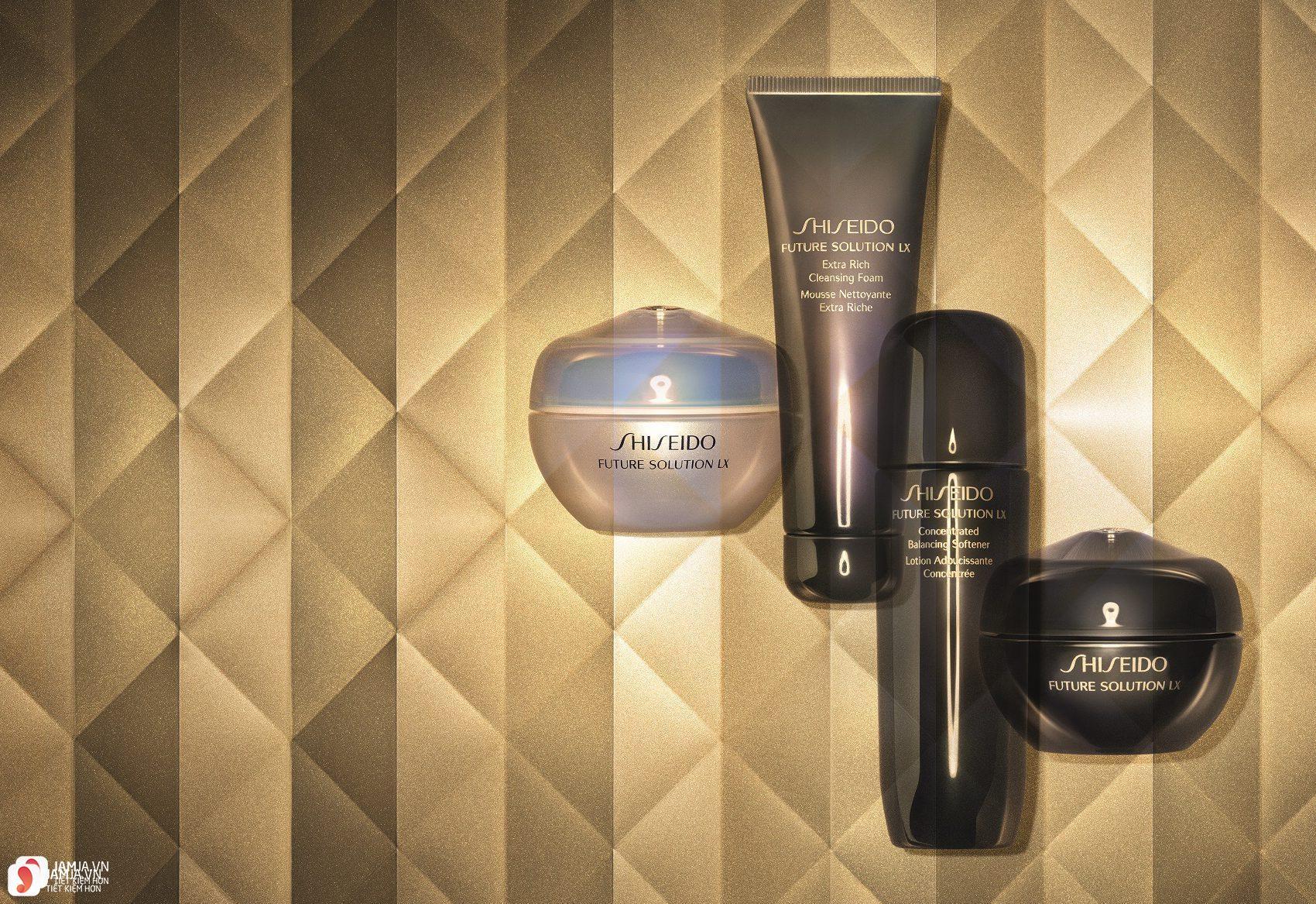 Kem dưỡng ẩm cho da mặt Shiseido Future Solution LX