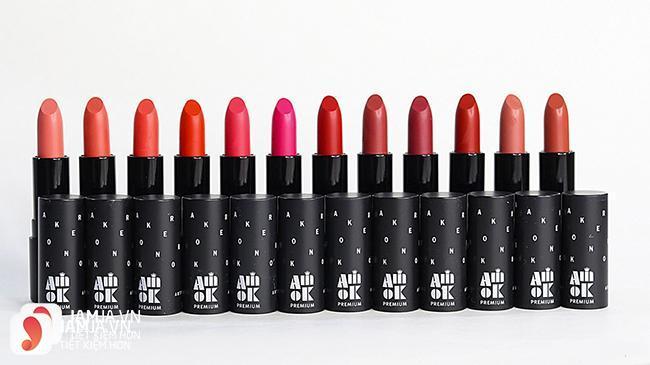 Son Amok Strongfix Lipstick 1