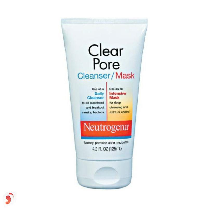 Neutrogena Clear Pore Cleanser Mask 1