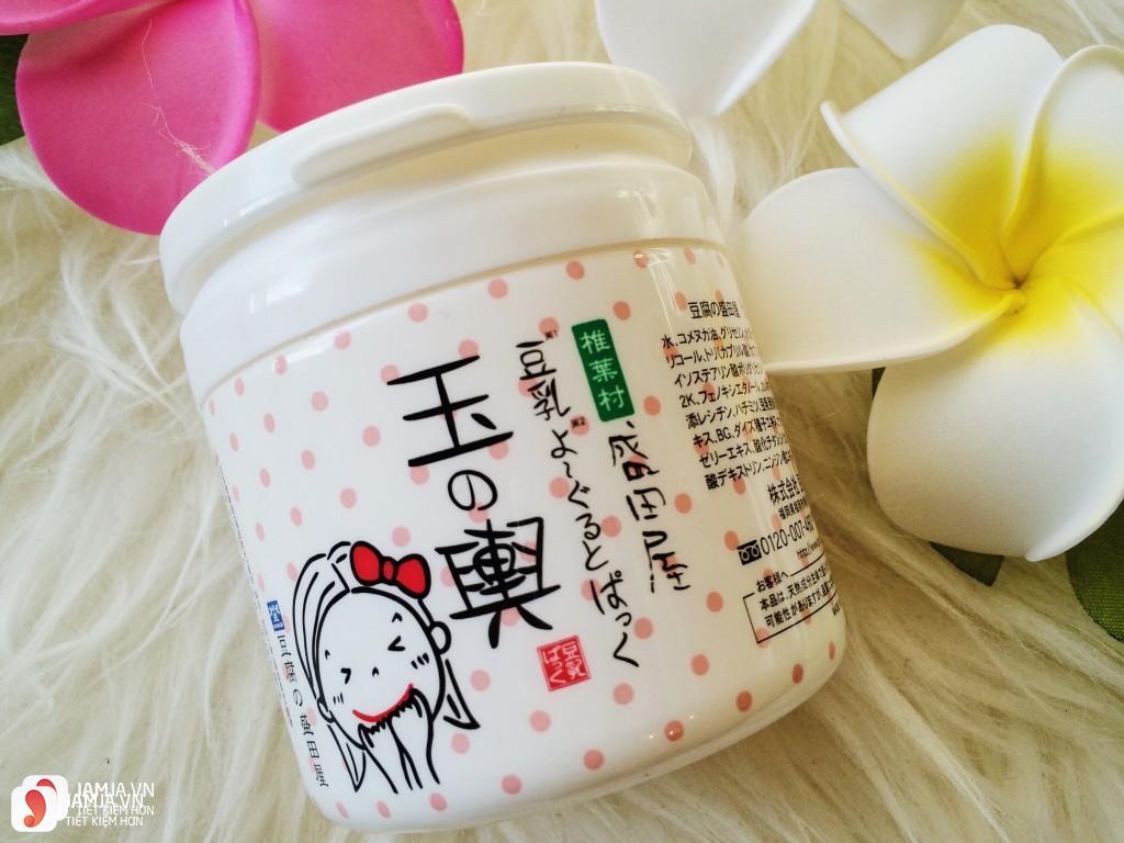 Tofu Moritaya Mask 3