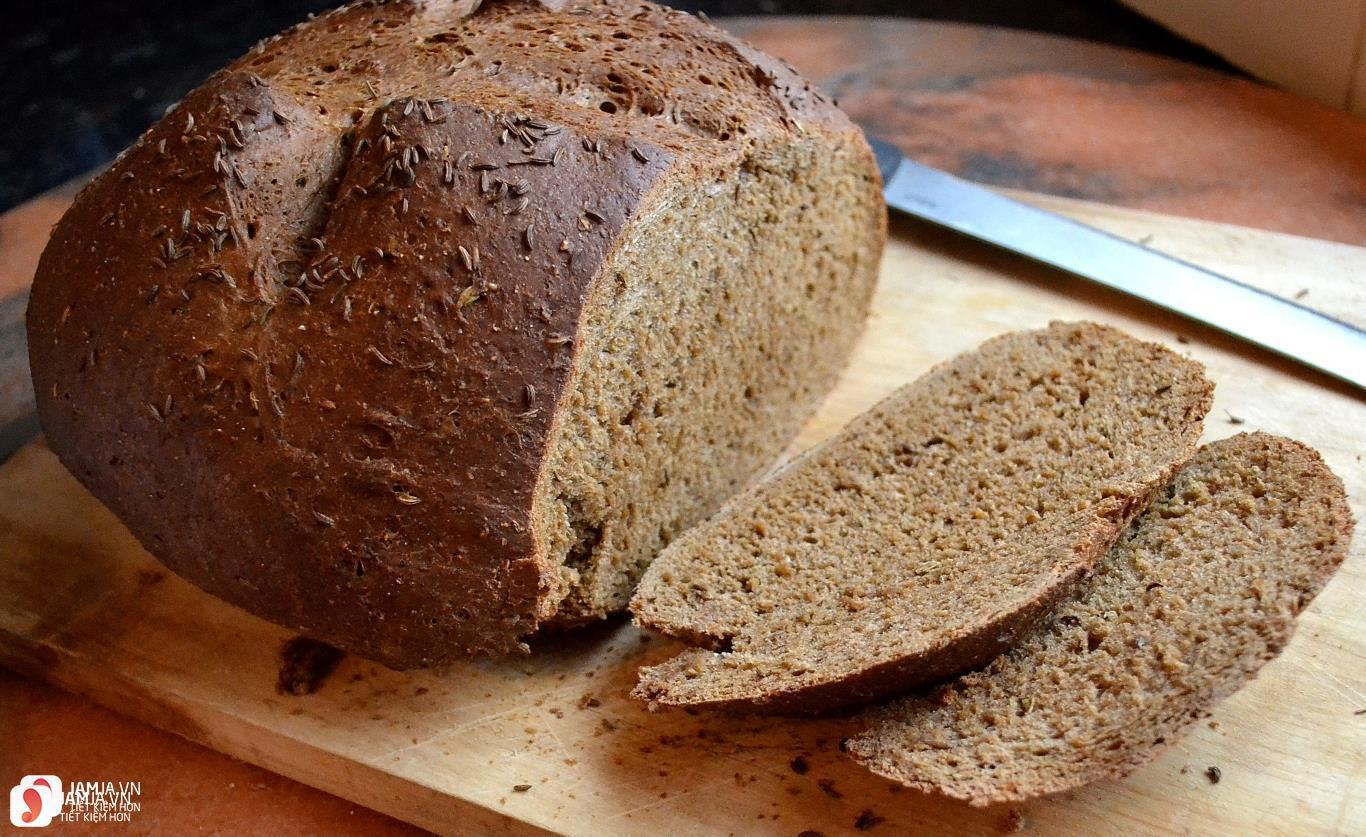 Bánh mì nâu