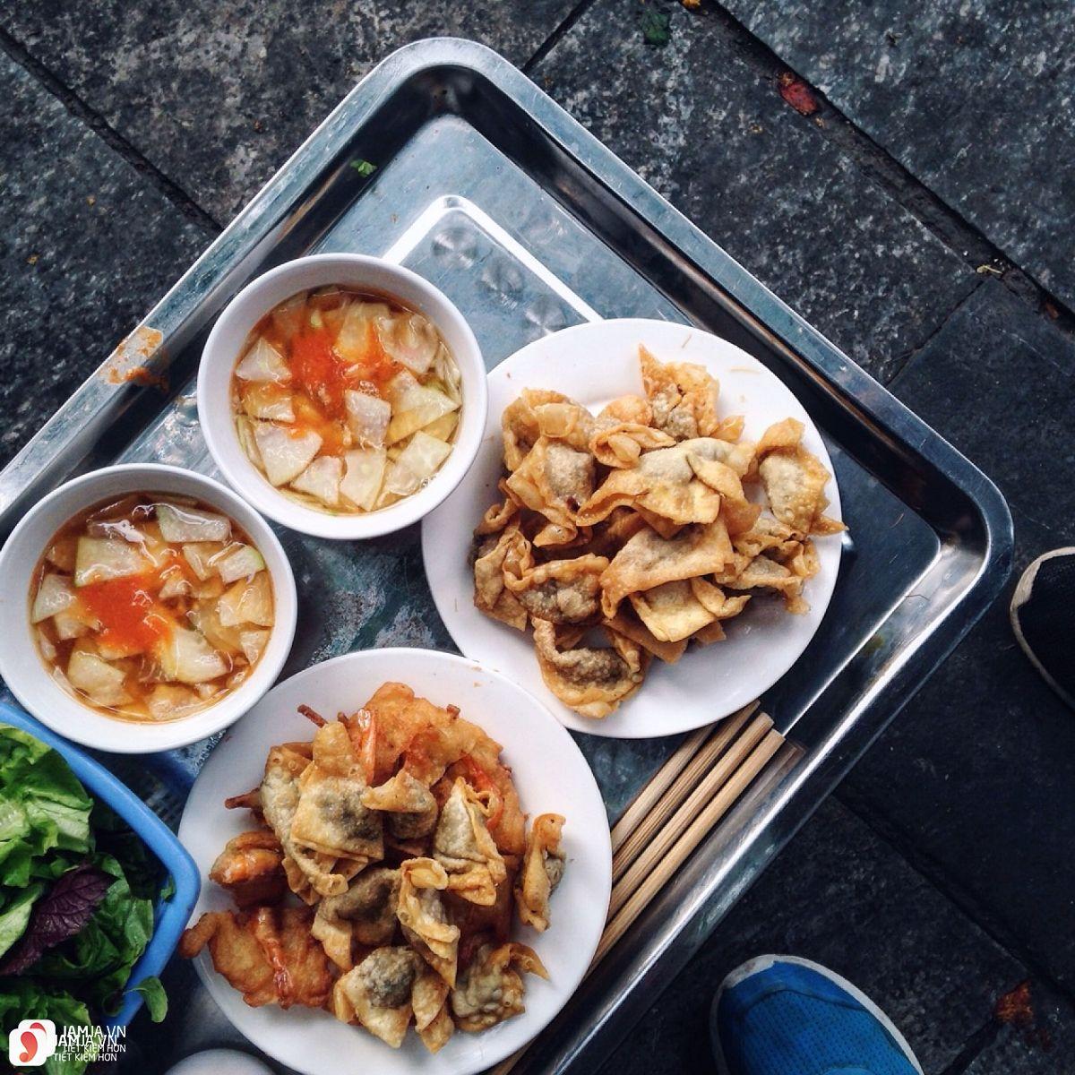 Bánh Tôm Hàng Bồ