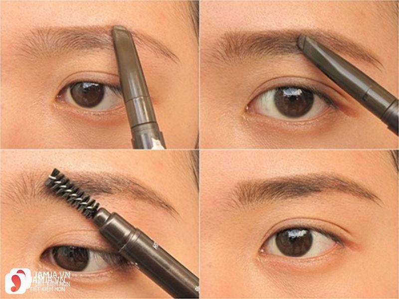 Review chi tiết Designing Eyebrow Pencil 5