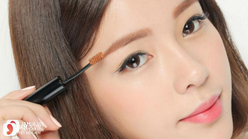 Bút kẻ mày The Face Shop Designing Eyebrow Pencil