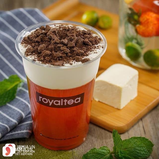 Các loại thức uống hoàng gia củaRoyaltea 2