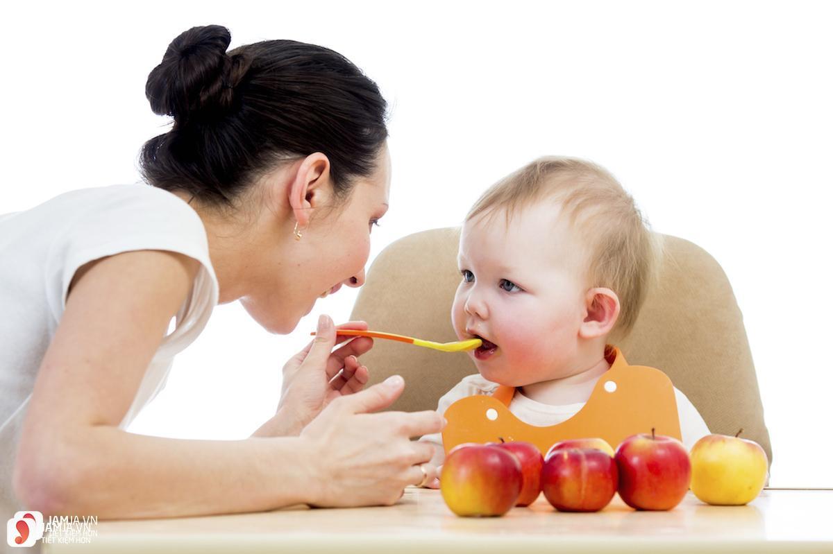 Cách chế biến rau củ cho bé ăn dặm 2