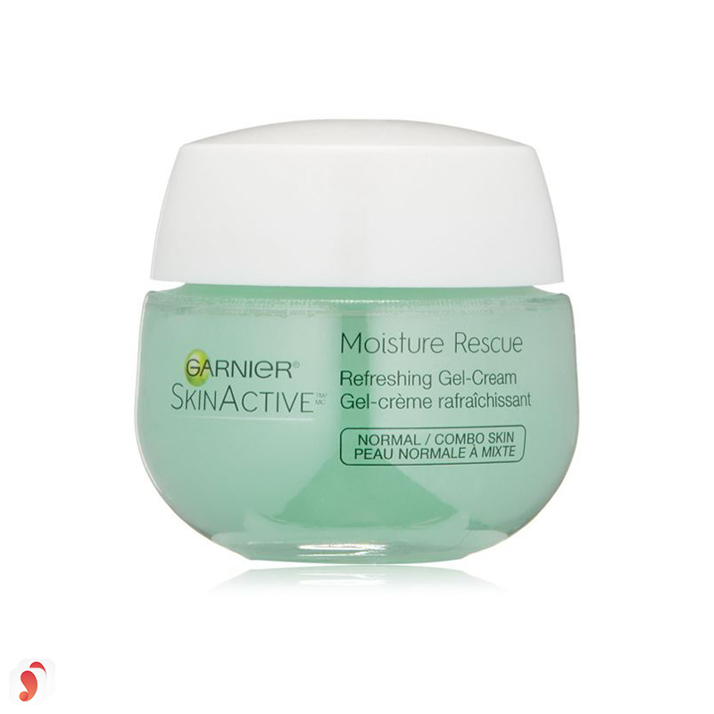 cách dùng kem dưỡng ẩmGarnier Moisture Rescue Refreshing Gel Cream