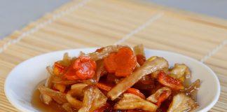cách làm dưa chua củ cải