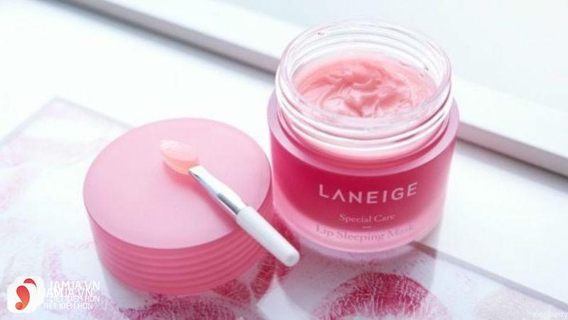 Cách phân biệtLaneige Lip Sleeping Mask thật giả 4