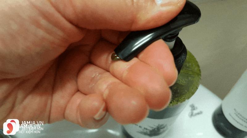 cách sử dụngsữa rửa mặt Super Vegitoks Cleanser
