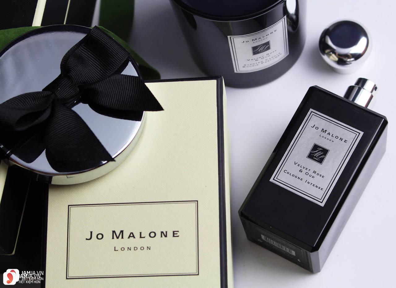 Đôi nét về thương hiệu nước hoa Jo Malone 4