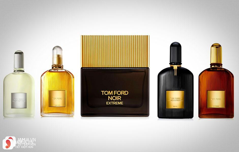 Đôi nét về thương hiệu nước hoa Tom Ford 1