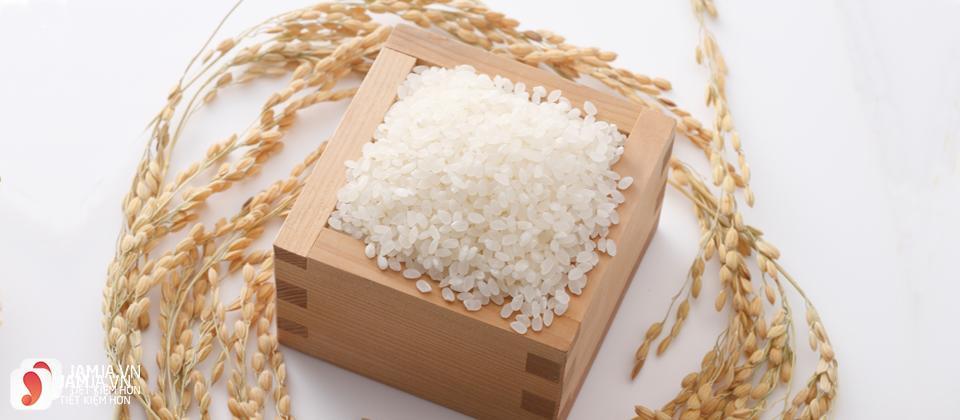 gạo có công dụng gì trong việc làm đẹp 1