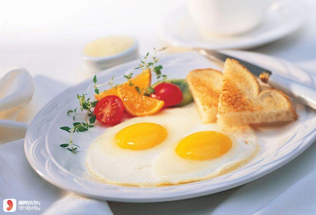 Giảm cân nên ăn gì vào buổi sáng 9