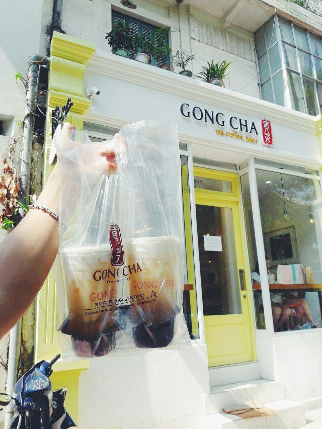 Trà sữa Gong Cha - Lý Thường Kiệt
