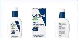 kem dưỡng ẩm CeraVe Moisturizing Lotion 4