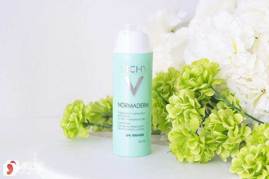 Kem dưỡng ẩm Vichy Normaderm 1