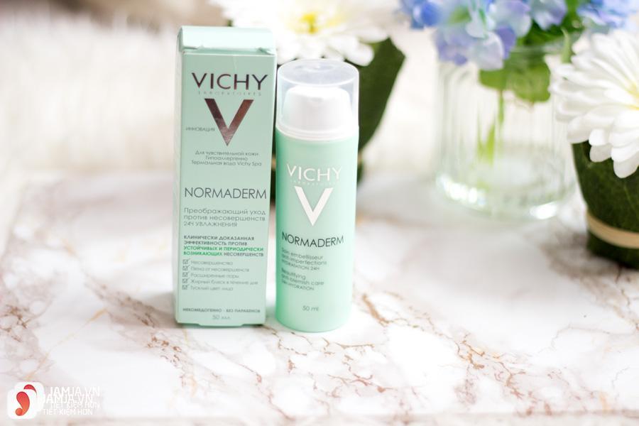 Kem dưỡng ẩm Vichy Normaderm 3