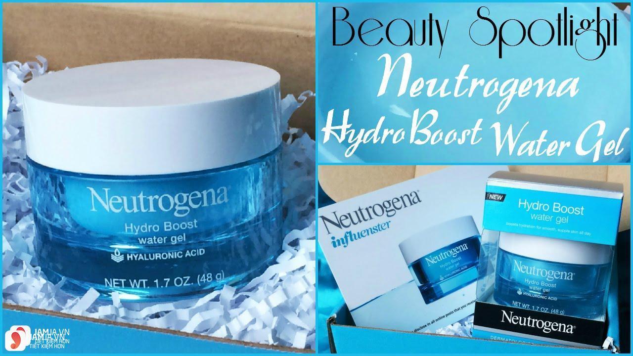 Kem dưỡng ẩm Neutrogena Hydro Boost Water Gel 1