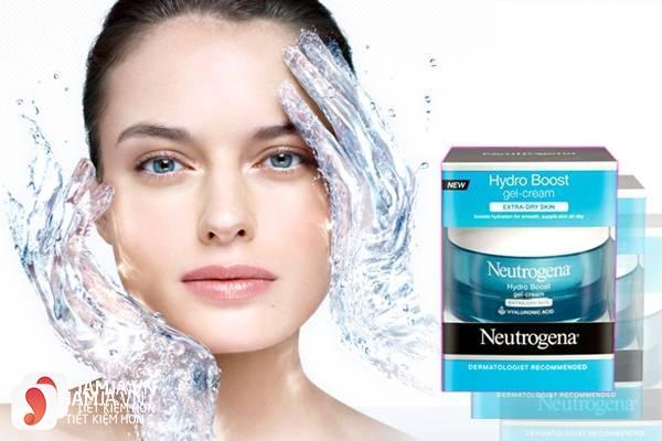 Kem dưỡng ẩm Neutrogena Hydro Boost Water Gel 3