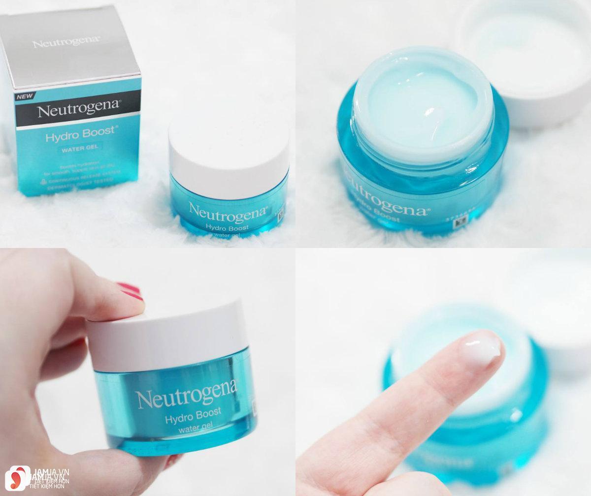 Kem dưỡng da Neutrogena review chi tiết 2