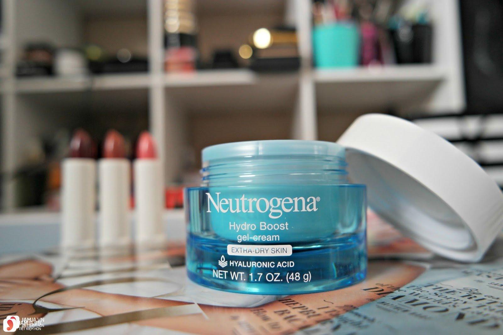 Kem dưỡng da Neutrogena review chi tiết 4