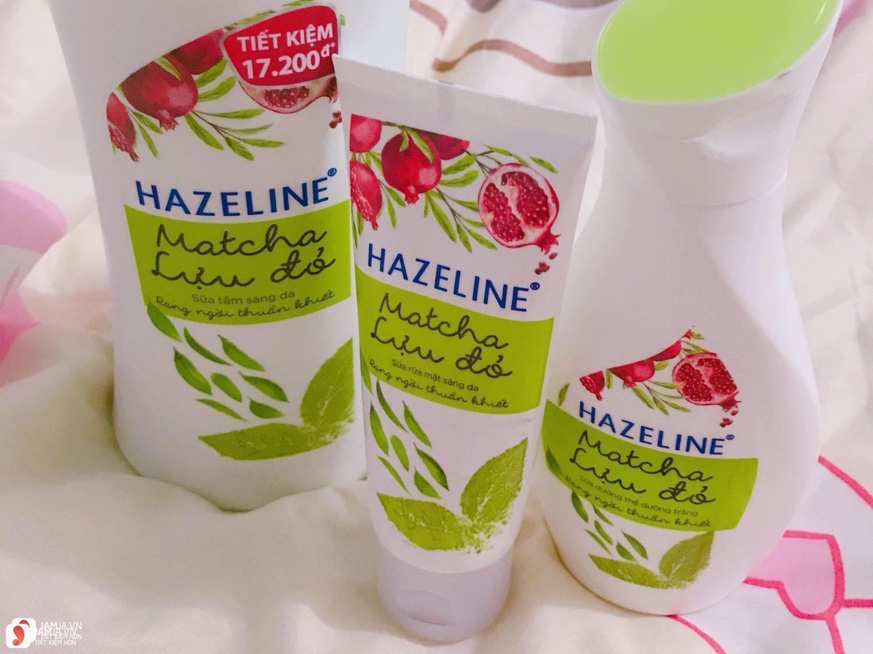 Kem dưỡng trắng da toàn thân Hazeline 1