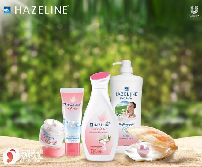 Kem dưỡng trắng da toàn thân Hazeline 4