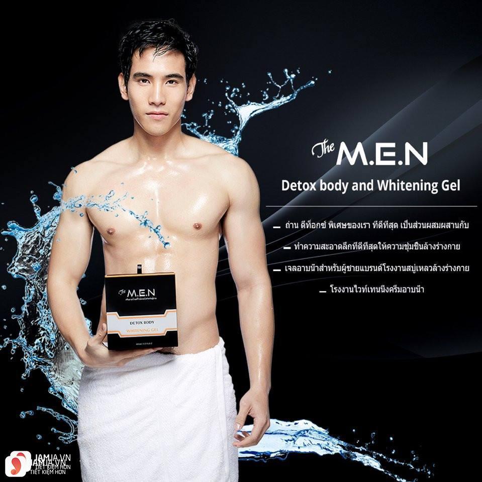 Kem trắng da Body Whitening For Men
