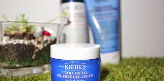 Kiehl's Ultra Facial Oil Free Gel Cream 6