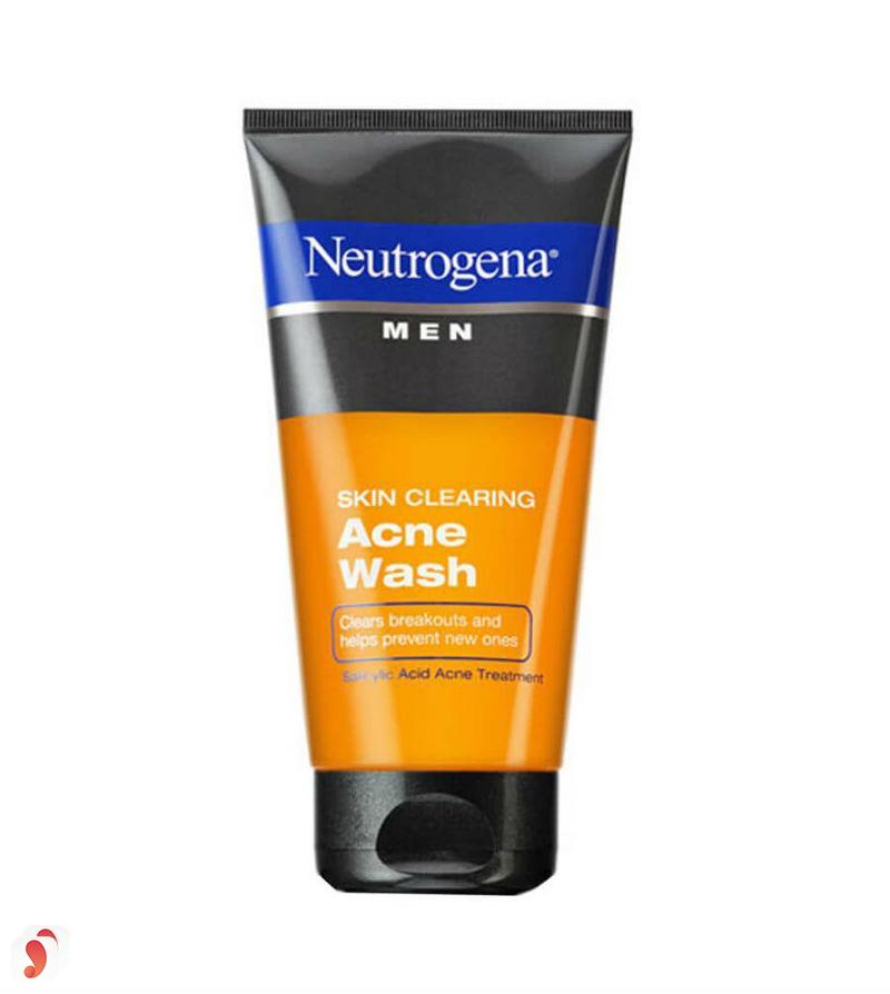 Neutrogena Men Skin Clearing Acne Wash 1