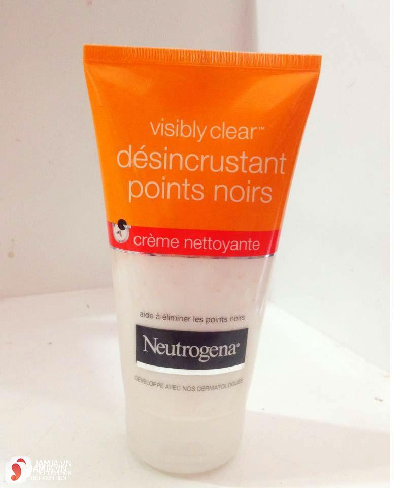 Neutrogena Points Noirs 1