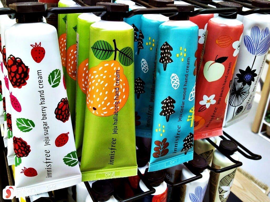 Review chi tiết kem dưỡng da tay Innisfree Jeju Hand Cream 13