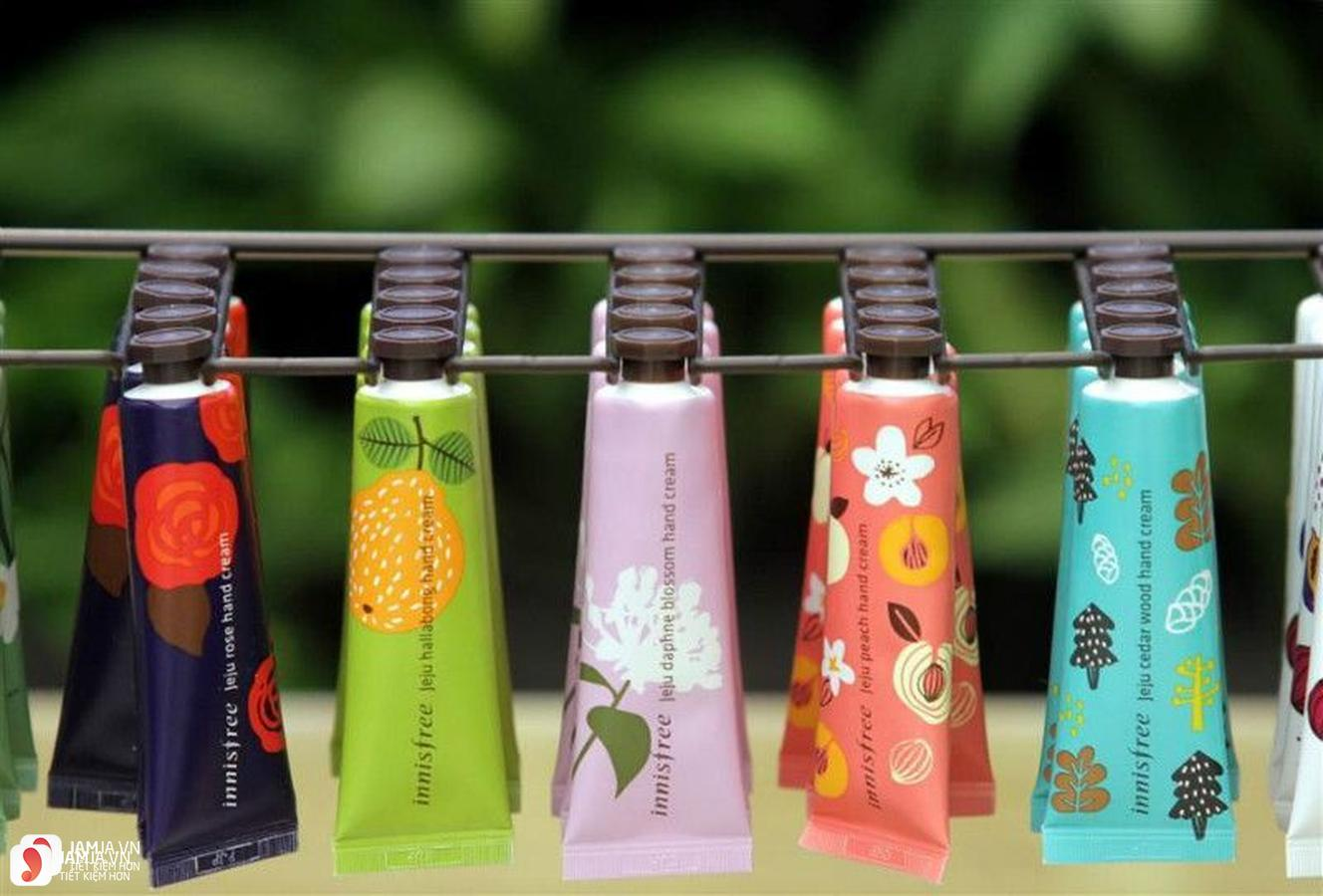 Review chi tiết kem dưỡng da tay Innisfree Jeju Hand Cream 5