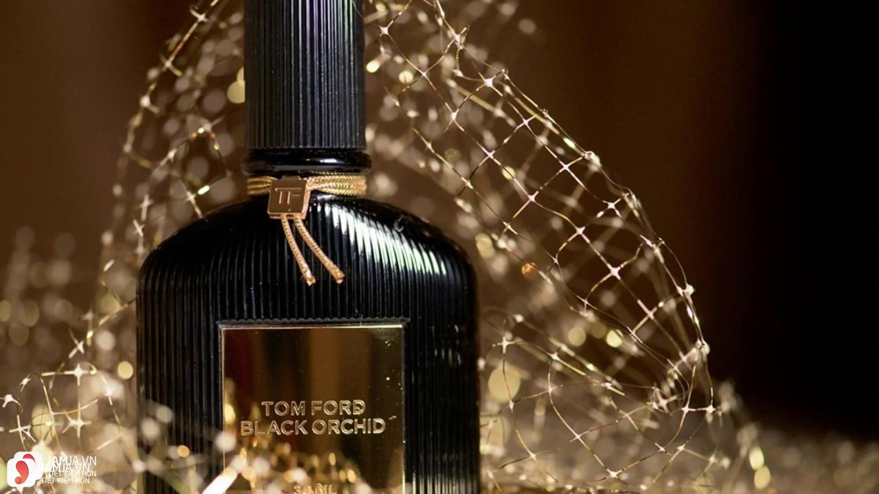 Review chi tiết nước hoa Tom Ford Black Orchid 5
