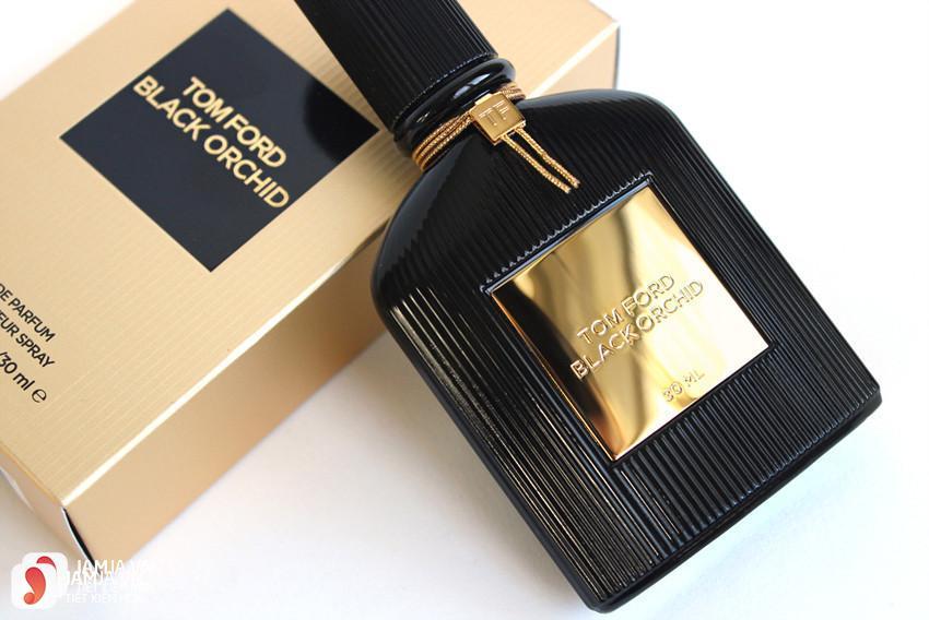 Review chi tiết nước hoa Tom Ford Black Orchid 8