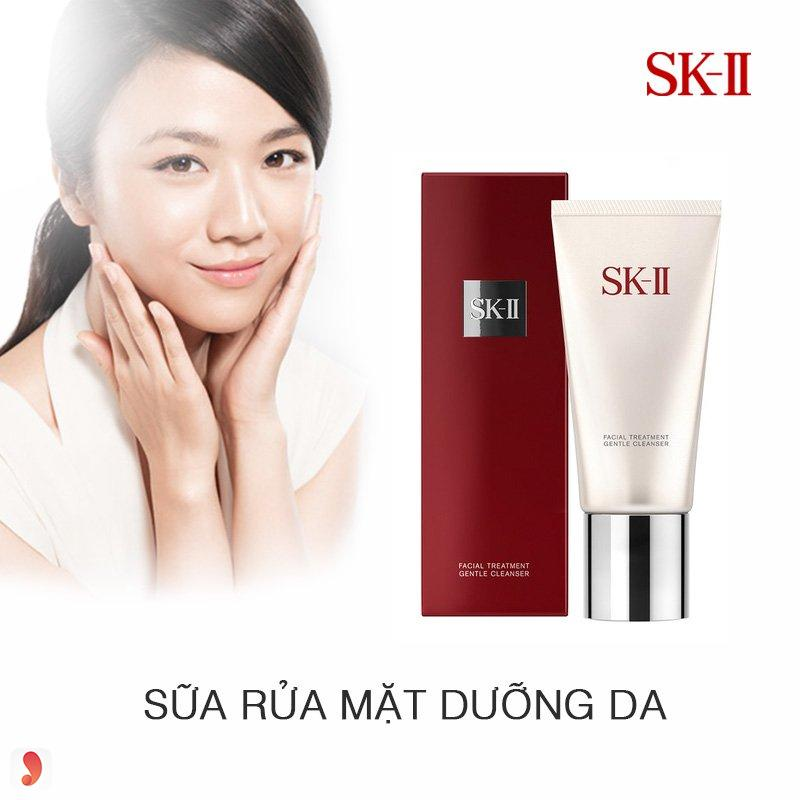 SK-II Facial Treatment Gentle Cleanser