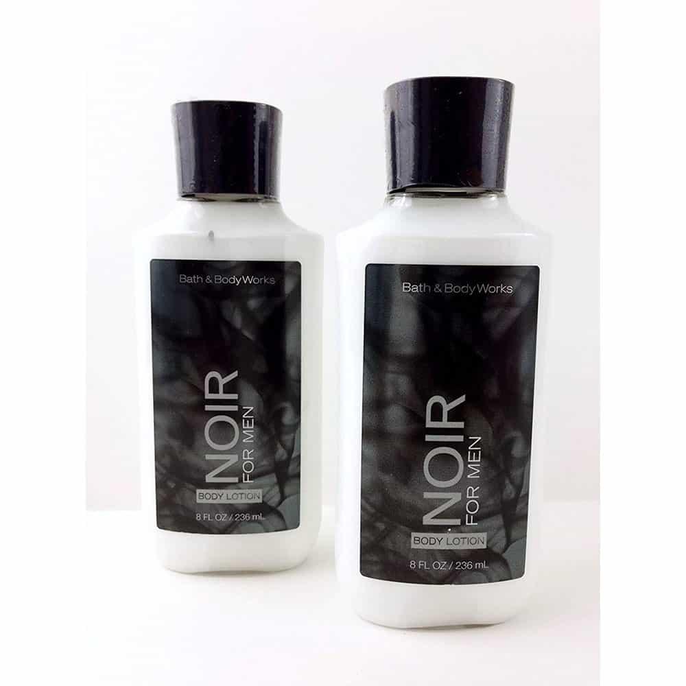 Noir For Men Body Lotion
