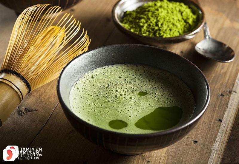 Sữa rửa mặt trà xanh Nhật Rohto Shirochasou Green Tea Foam 3