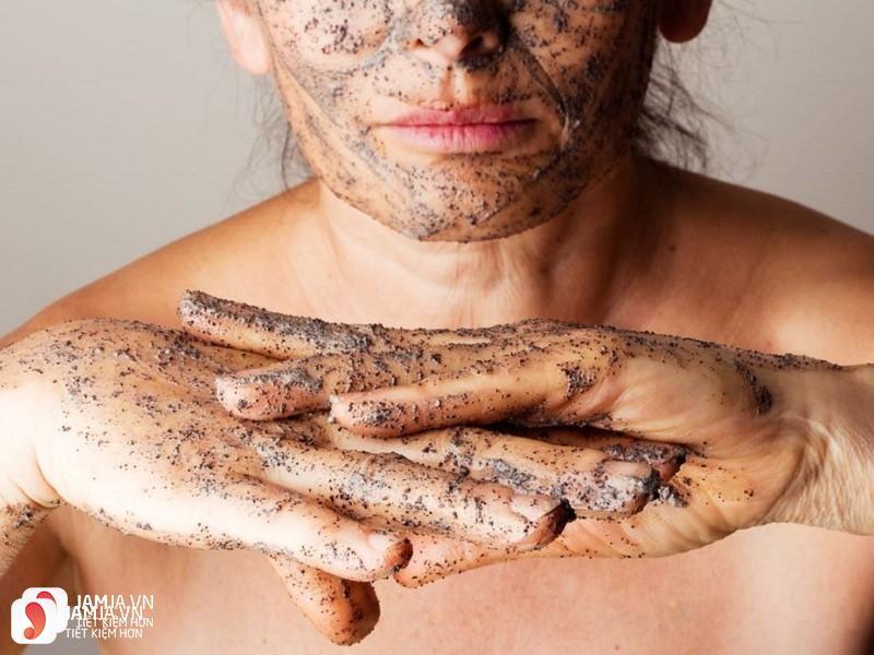 Tác dụng của bã cà phê với da mặt và tóc 4