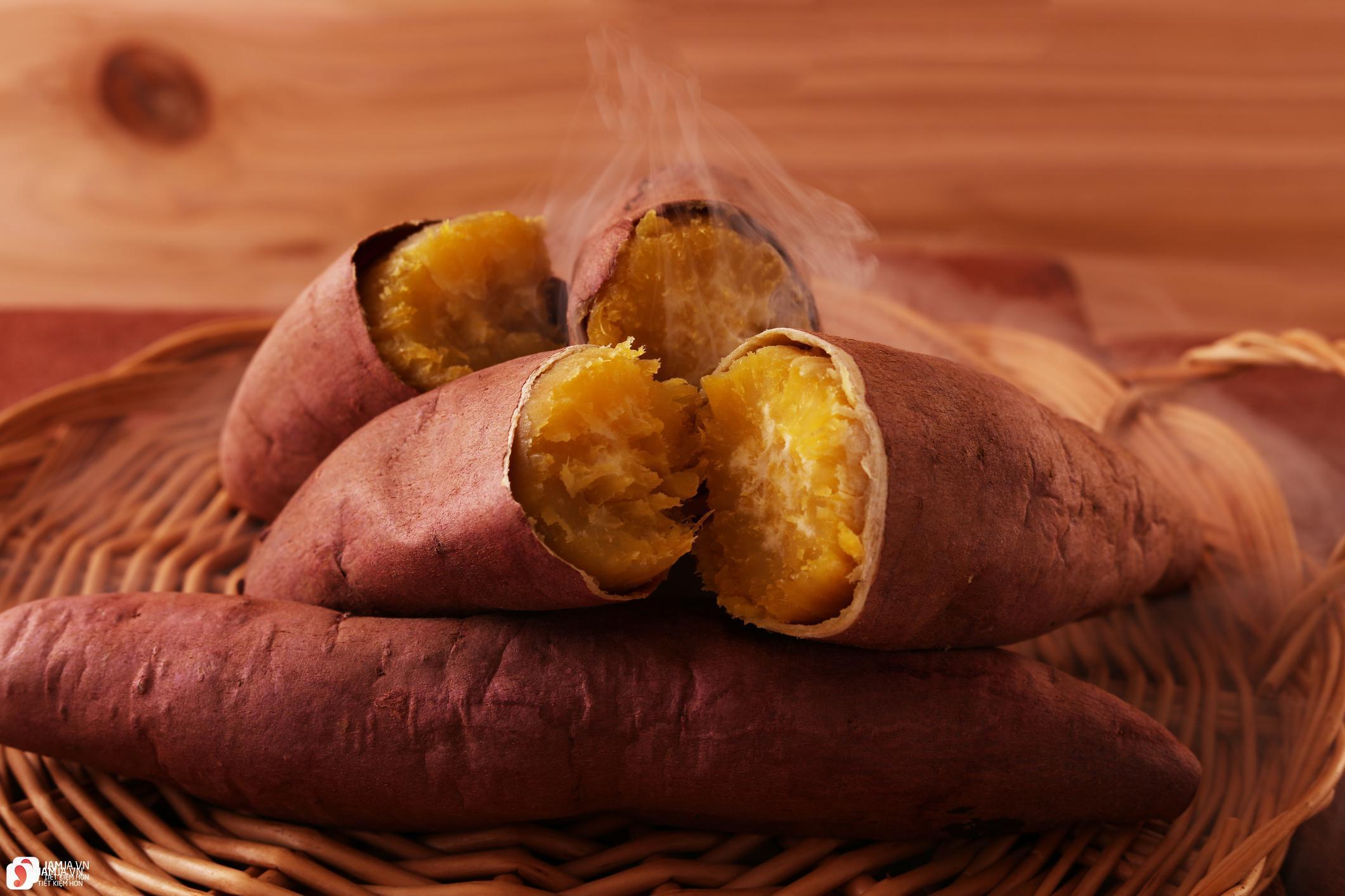 Cách làm khoai lang chiên bơ thơm giòn, ăn hoài không chán