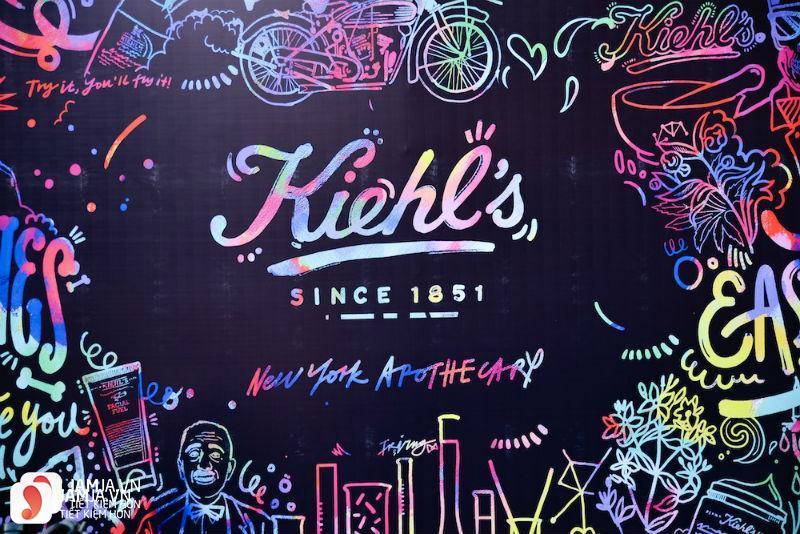 thương hiệu mỹ phẩm Kiehl's 2