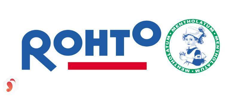 thương hiệu Rohto Nhật Bản 1